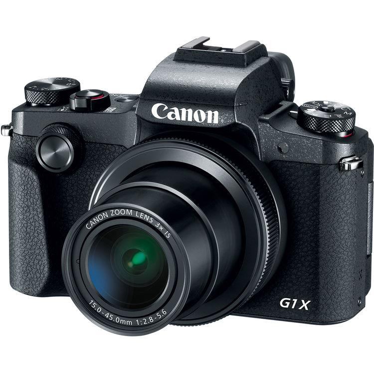 Купить - Canon PowerShot G1 X Mark III (2208C012) Официальная гарантия!