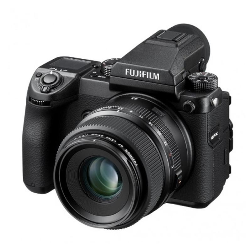 Купить - Fujifilm Fujifilm GFX 50S + GF63mmF2.8 R WR