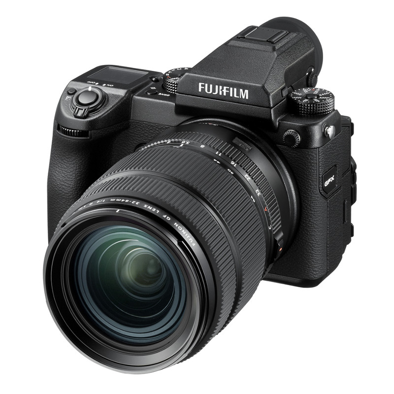 Купить - Fujifilm Fujifilm GFX 50S + GF32-64mmF4 R LM WR