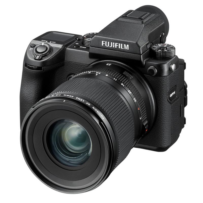 Купить - Fujifilm Fujifilm GFX 50S + GF23mmF4 R WR