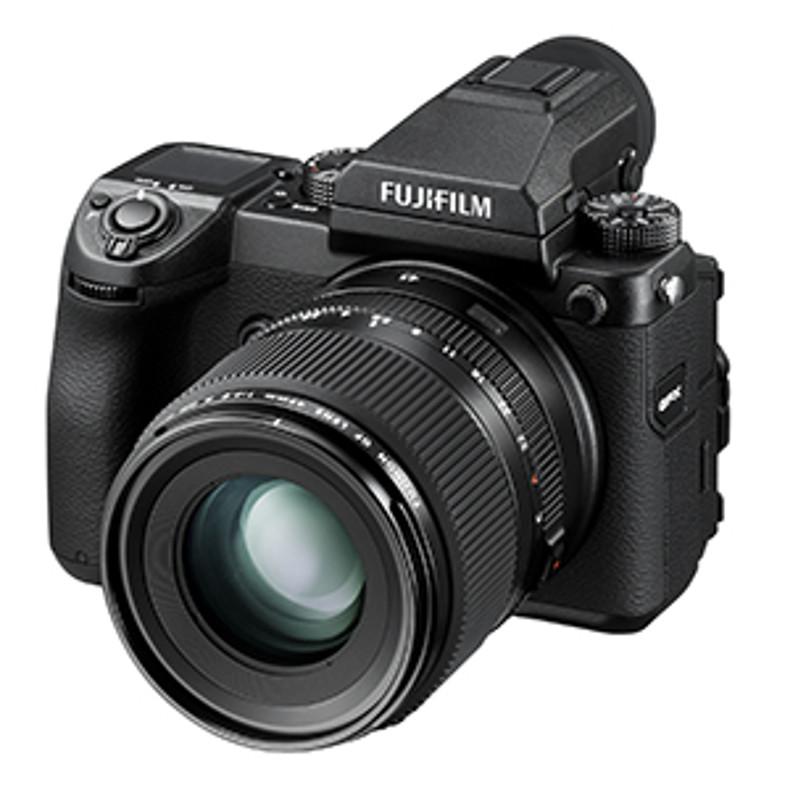 Купить - Fujifilm Fujifilm GFX 50S + GF45mmF2.8 R WR