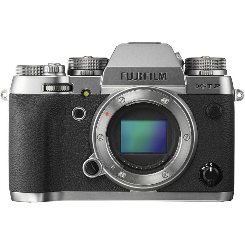 Купить - Fujifilm Fujifilm X-T2 Graphite Silver body