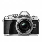 Фото - Olympus E-M10 mark III Pancake Zoom 14-42 Kit silver/silver (V207072SE000)