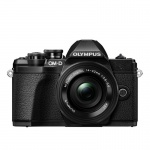 Фото - Olympus E-M10 mark III Pancake Zoom 14-42 Kit black/black (V207072BE000)