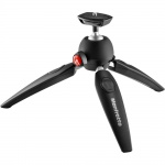 Фото - Manfrotto   Manfrotto PIXI EVO Mini Tripod (Black) (MTPIXIEVO-BK)