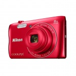 Фото - Nikon COOLPIX A300 Red (VNA963E1)