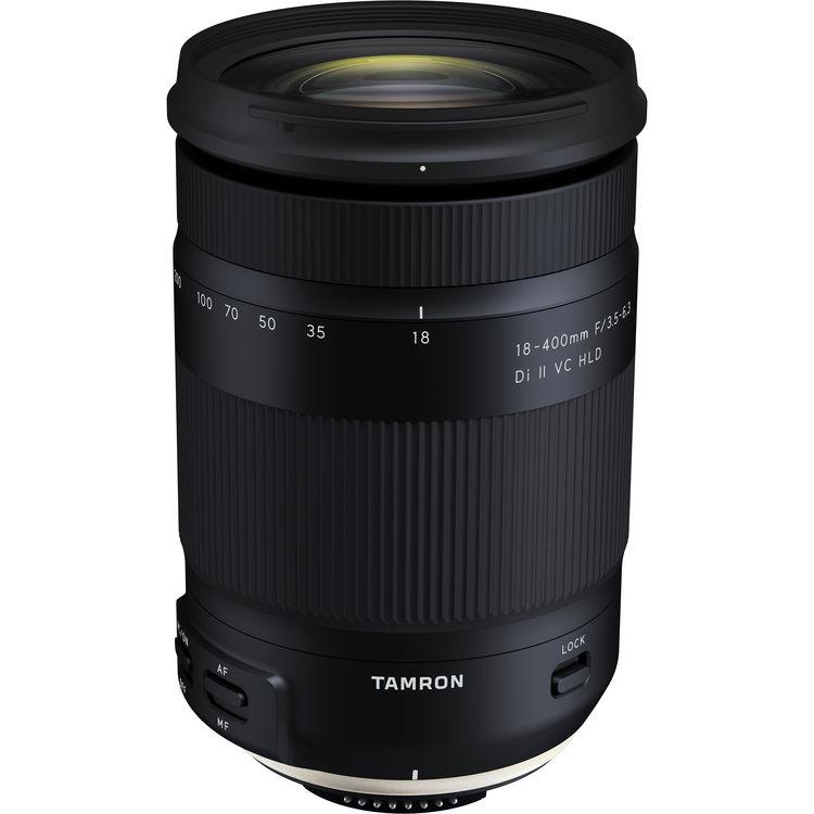 Купить - Tamron Tamron 18-400mm f/3.5-6.3 Di II VC HLD Lens for Nikon F