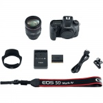 Фото Canon Canon EOS 5D Mark IV kit EF 24-70 4L ІS (EU)