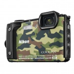 Фото - Nikon Nikon Coolpix W300 Camouflage Holiday kit + в подарок 50 литров бензина (до 30.12.2017) !!!