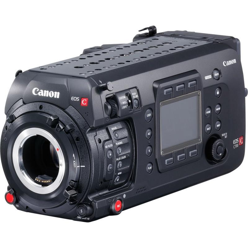 Купить - Canon Canon EOS C700 GS