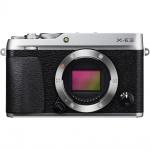 Фото - Fujifilm Цифровая фотокамера Fujifilm X-E3 body Silver (16558463)