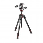 Фото - Manfrotto   190 GO! CF 4 SEC MS KIT 3WXP (MK190GOC4-3WX)