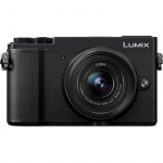 Фото - Panasonic Panasonic Lumix DC-GX9 Kit 12-32mm Black (DС-GX9KEEK)  + Подарочный сертификат на 2000 грн !!!