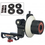 Фото - Zacuto Система стабилизации Zacuto Z-Focus with ZipGear Prime Lens Kit (Z-FF-1ZGK)