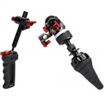 Фото - Zacuto Комплект двойная рукоятка и система фокусировки Zacuto Recoil Handgrip Kit (Z-RHGK)