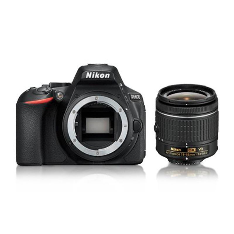 Купить - Nikon Nikon D5600 + AF-P 18–55VR KIT