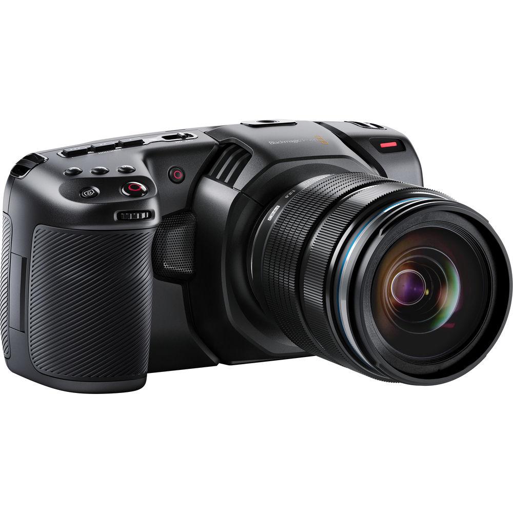 Купить - Blackmagic  Blackmagic Design Pocket Cinema Camera 4K