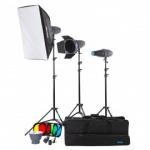 Фото - Mircopro  Набор студийного света Mircopro MQ-200S unique kit (MQ-200SKITUN)