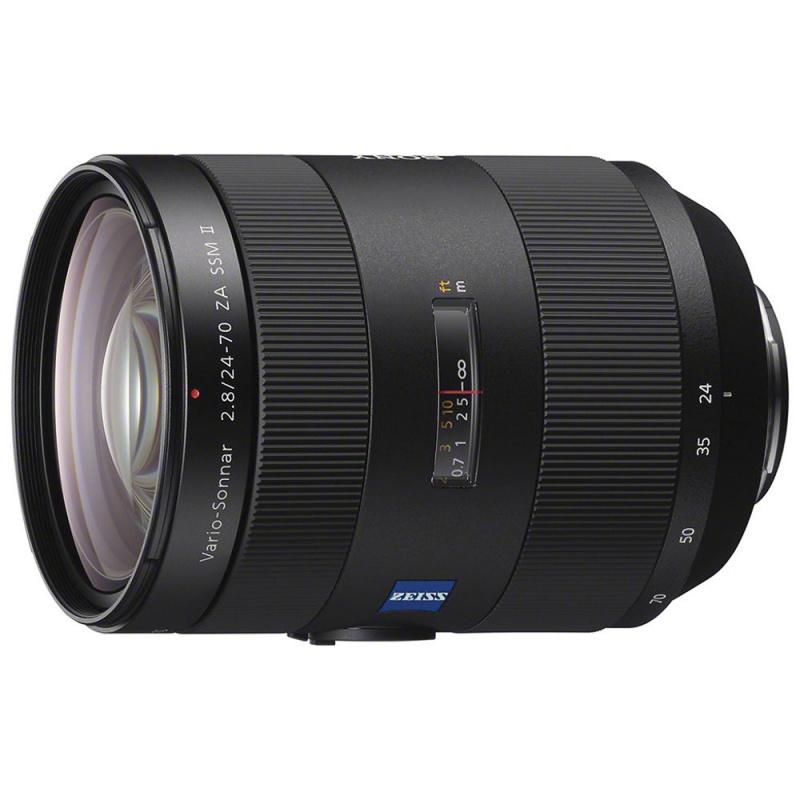 Купить - Sony Sony 24-70mm f/2.8 SSM Сarl Zeiss (SAL2470Z.AE)