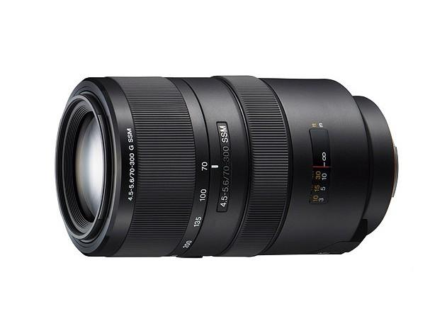 Купить - Sony Sony 70-300mm F4.5-5.6 G SSM (SAL70300G.AE)