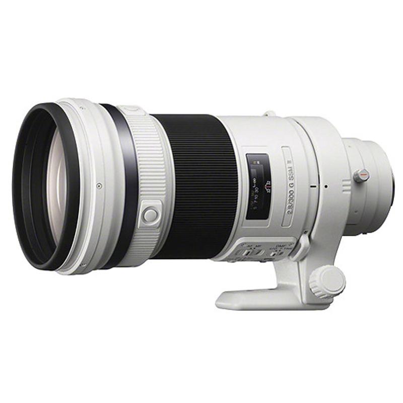 Купить - Sony Sony 300mm F2.8 G (SAL300F28G2.AE)