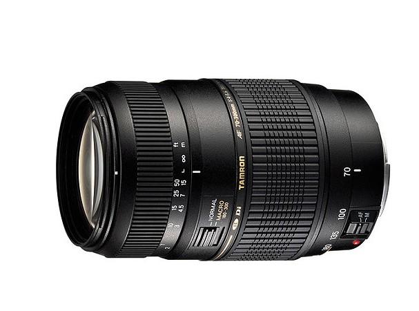 Купить - Tamron Tamron AF 70-300mm f/4-5.6 Di LD Macro 1:2 (для Canon)