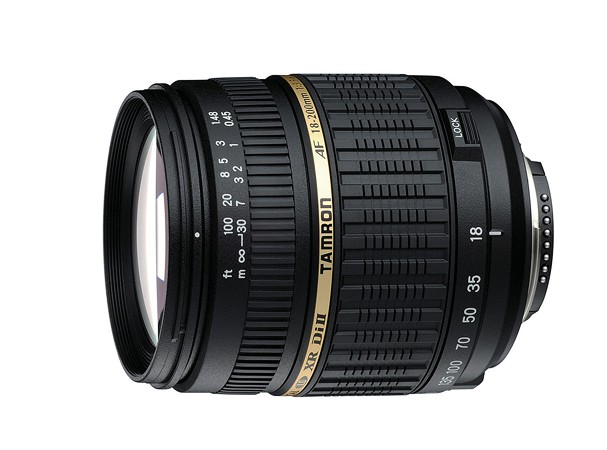 Купить -  Tamron AF 18-200mm f3,5-6,3 XR Di-II LD Aspherical IF Macro (для Сanon)