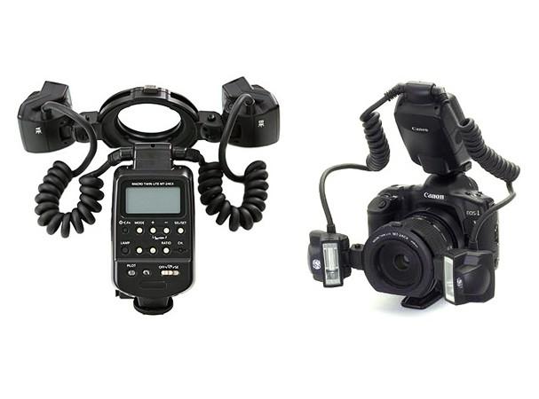 Купить -  Canon Macro Twin Lite MT-24 EX