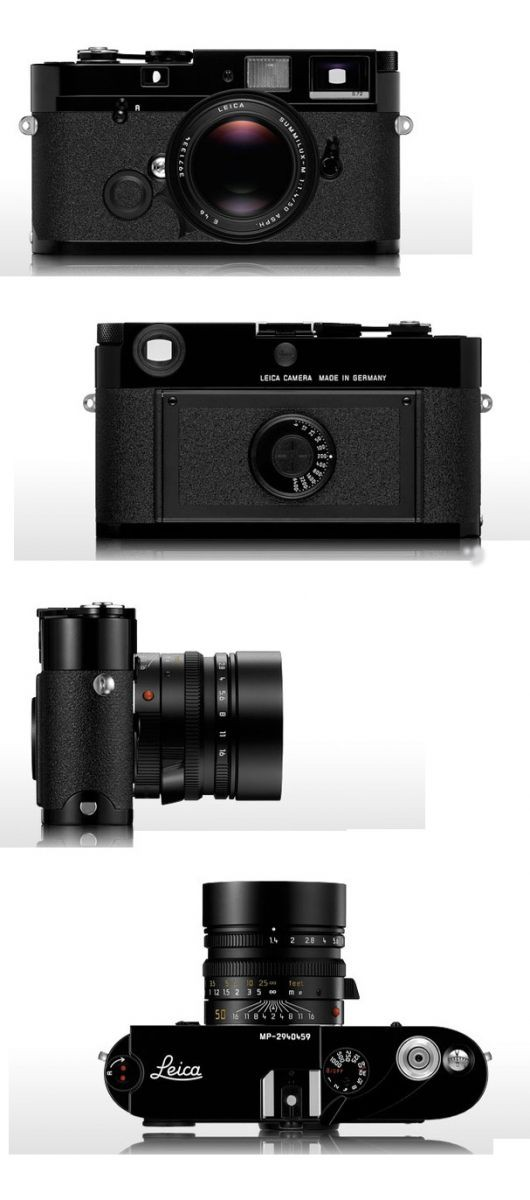 Купить -  LEICA MP 0.72 black