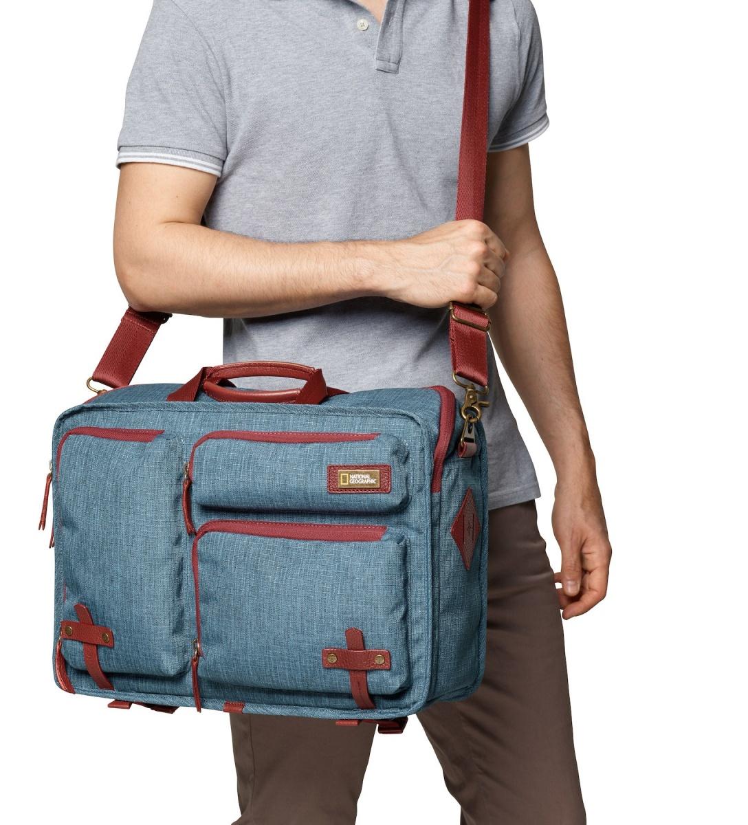 8b6088933759 Плечевые сумки NG Australia 3-Way Backpack (NG AU 5310) – купить в ...