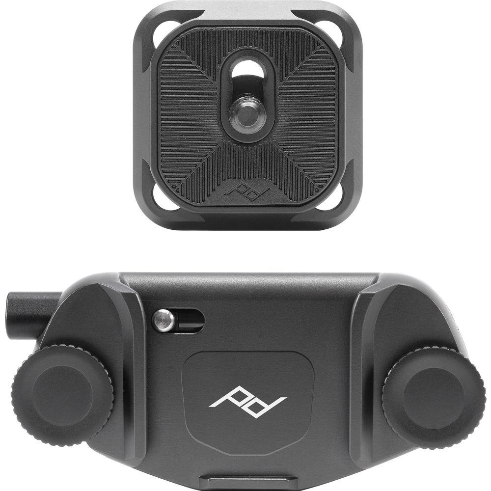 Купить - Peak Design Крепление Peak Design Capture Camera Clip v3 Black (CP-BK-3)