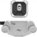 Фото - Peak Design Крепление Peak Design Capture Camera Clip v3 Silver (CP-S-3)