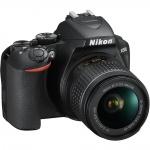 Фото Nikon Nikon D3500 + AF-P 18–55 non VR (VBA550K002)