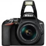 Фото Nikon Nikon D3500 + AF-P DX 18–55 VR (VBA550K001)