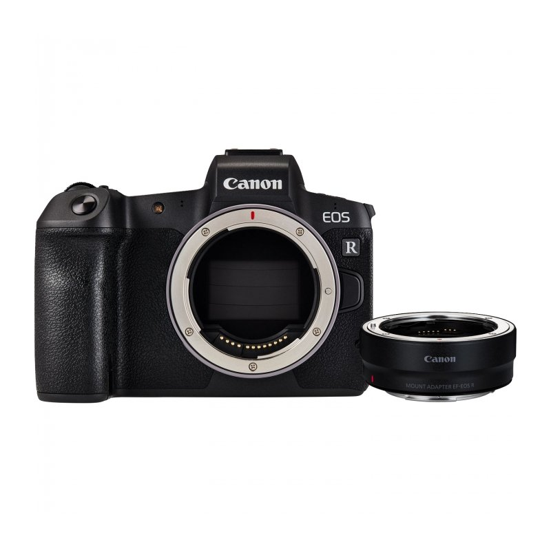 Купить - Canon Canon EOS R + MT ADPT EF-EOS R (Официальная гарантия)