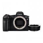 Фото - Canon Canon EOS R + MT ADPT EF-EOS R (Официальная гарантия) + Подарочный сертификат 3000 грн !!!