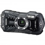 Фото - Pentax Водонепроницаемая камера RICOH WG-50 Black (S0004572)