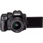 Фото - Pentax Зеркальная фотокамера PENTAX K-70 + объектив DA 18-50 WR Black (S0000000) + Денежный сертификат.