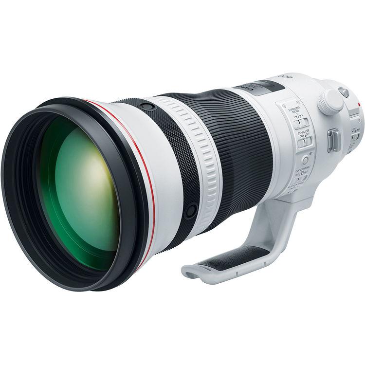 Купить - Canon Canon EF 400mm f/2.8L IS III USM