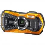 Фото - Pentax Водонепроницаемая камера RICOH WG-50 Orange (S0004582)