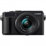 Фото - Panasonic Panasonic LUMIX DMC-LX100 M2 black (DC-LX100M2EE) + Подарочный сертификат 1000 грн!!!