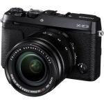 Фото - Fujifilm Fujifilm X-E3 + XF 18-55mm F2.8-4R Kit Black (16558853)