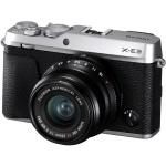 Фото - Fujifilm FUJIFILM X-E3 silver / XF23mm F2 Kit (16558982)