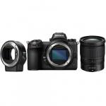 Фото - Nikon  Nikon Z7 + 24-70mm f/4 + FTZ Adapter kit (VOA010K003)