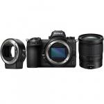 Фото - Nikon Nikon Z6 + 24-70mm f/4 + FTZ Adaptor kit (VOA020K003)