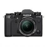 Фото - Fujifilm Цифровая фотокамера Fujifilm X-T3 black 18-55 Kit