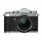 Фото - Fujifilm Цифровая фотокамера Fujifilm X-T3 + XF 18-55mm F2.8-4.0 Kit Silver (16589254)