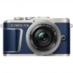 Фото - Olympus Olympus PEN E-PL9 + 14-42mm (Blue) (V205092UE000)