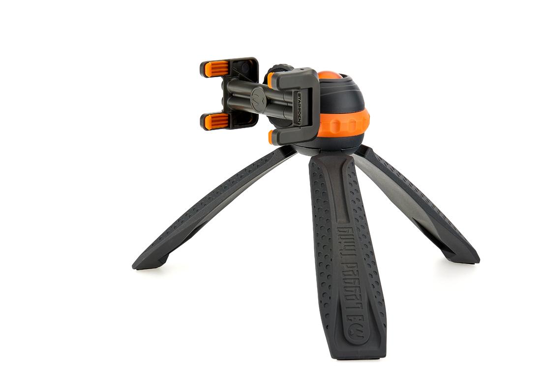 Купить - 3 LEGGED THING Штатив 3 LEGGED THING Iggy Mini Action Tripod & Phone Holder, крепление для смартфона и экшен камеры GoPro в комплекте (IGGYKIT)