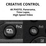 Фото Panasonic Panasonic LUMIX DC-FT7EE-K Black + Подарочный сертификат 500 грн !!!